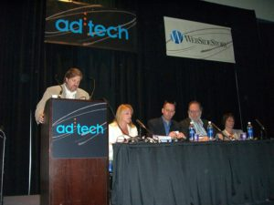 podcasting at conferences