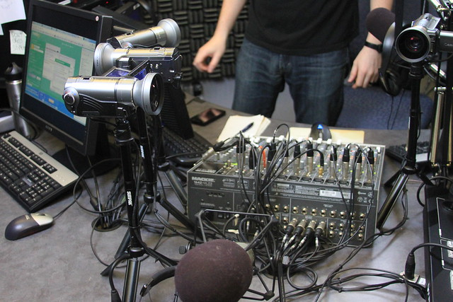 what equipment is needed for a podcast