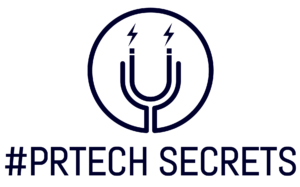 #PRTECH SECRETS LOGO