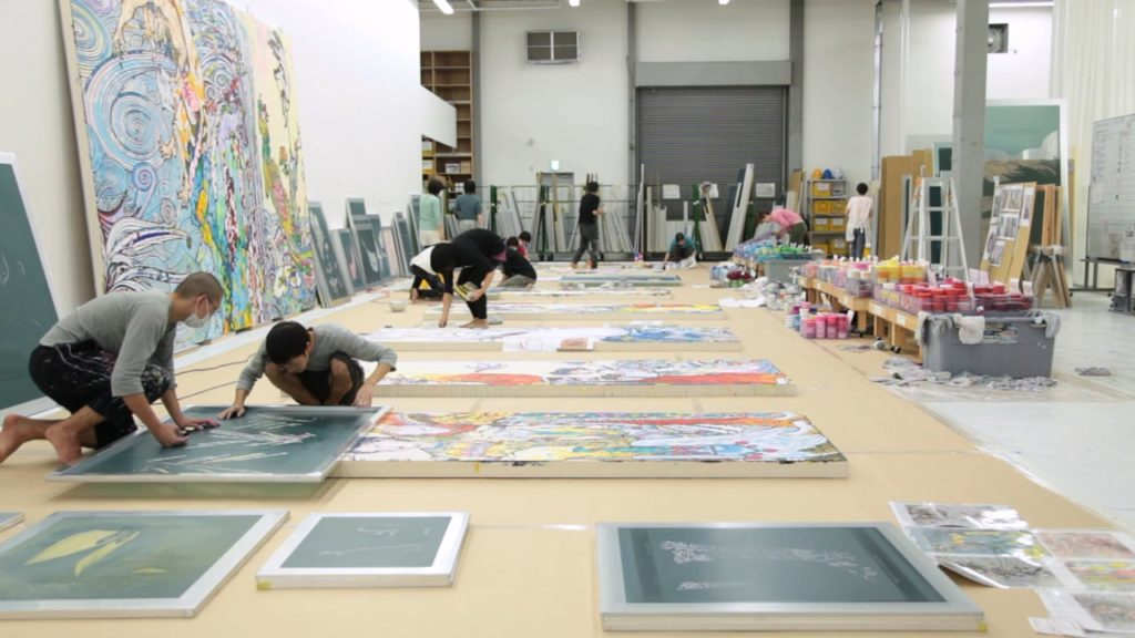 Haruki Murikami's Art Factory