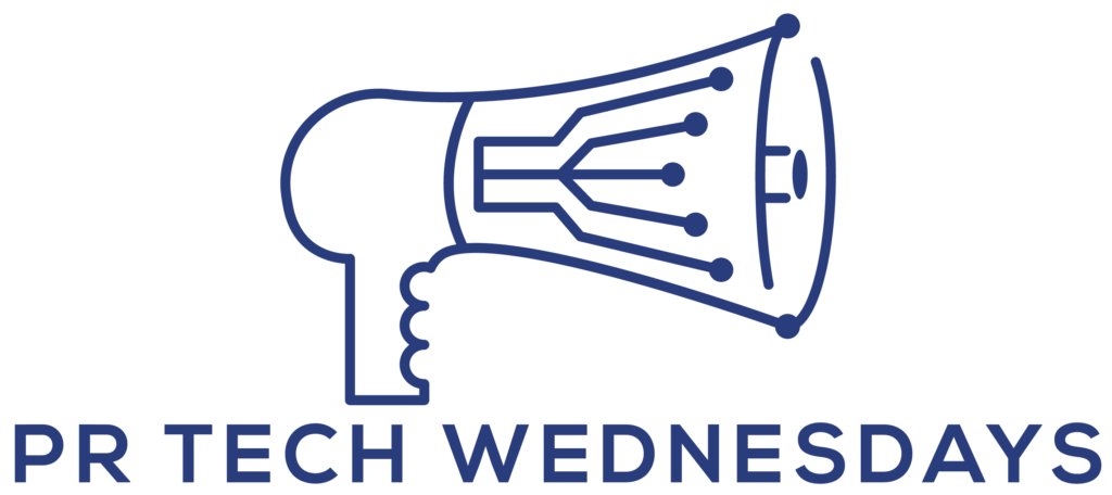 PR Tech Wednesdays - Weekly PR Tech Webinar