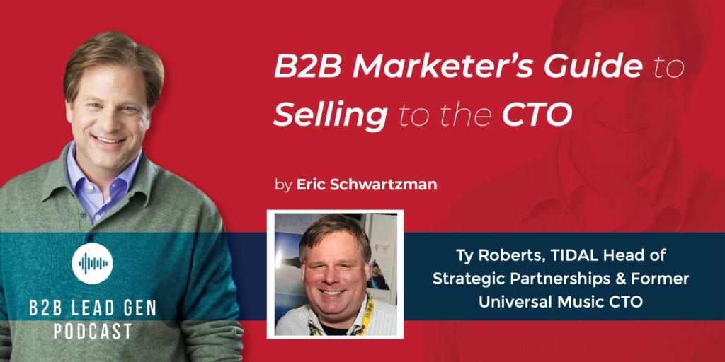 digital marketing to the CTO