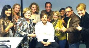 social media training seminar by Eric Schwartzman