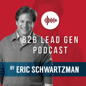 B2B Content Makreting is Frequent Topic of the B2B Lead Gen Podcast.