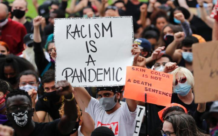Racism in America is alive, well and deeply embedded in our nations history.