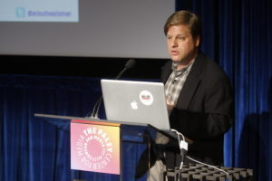 Eric Schwartzman closing keynote Social Media Week LA