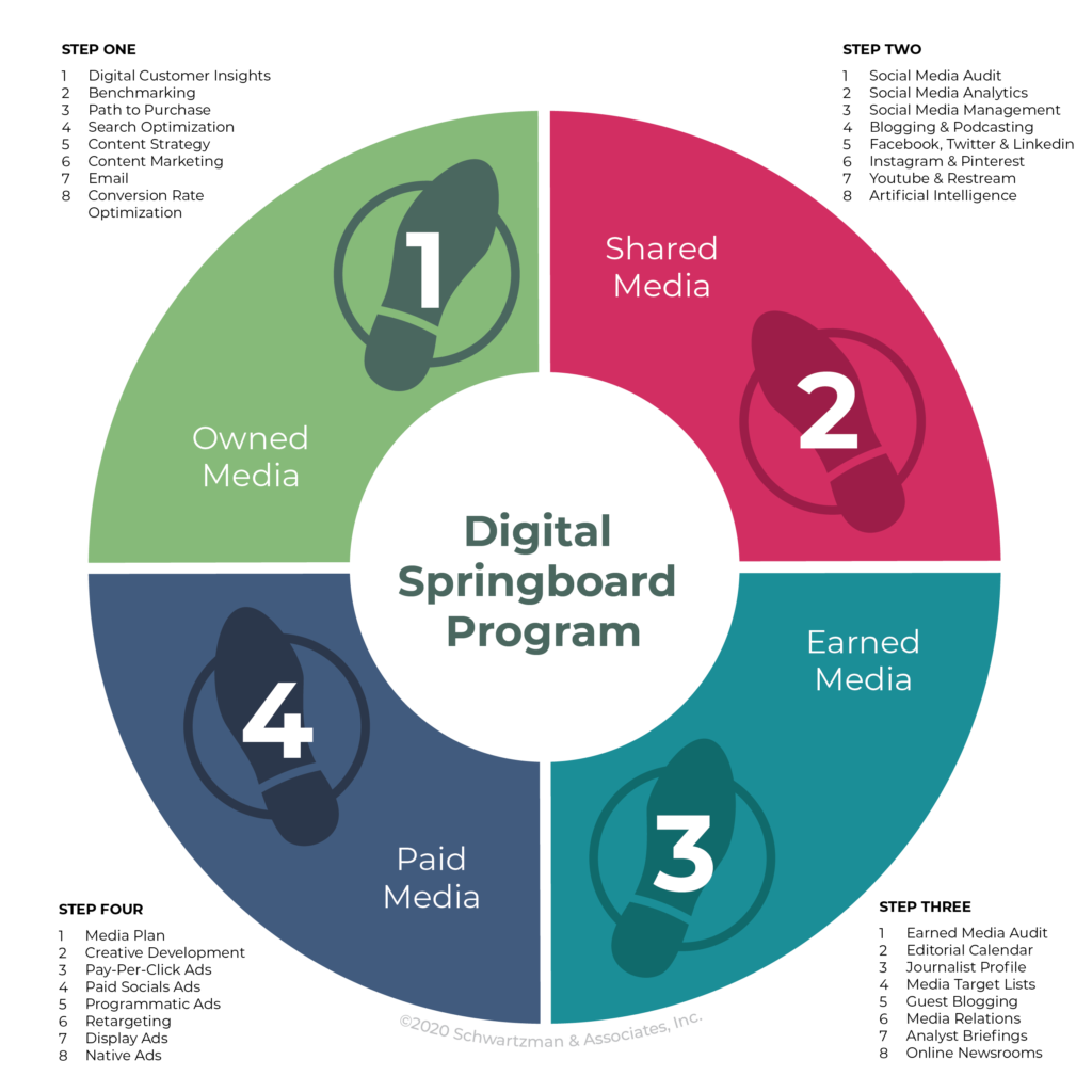 Digital Springboard Overview
