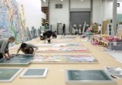 Haruki Murikami's Art Factory